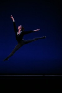 kevin gael thomas albrecht variation ballet dancer