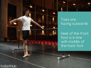 Third Position Basics in Ballet