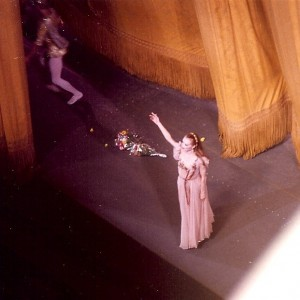 valentina kozlova final bow with new york city ballet