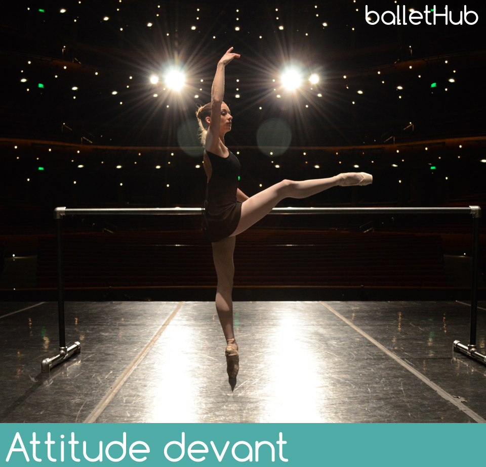 Attitude - Ballet Term Definition - BalletHub