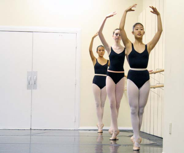 Metropolitan Ballet Theatre Summer Workshop