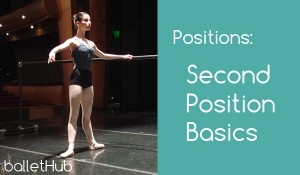 Positions: Second Position Basics