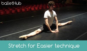 Stretch for Easier Technique