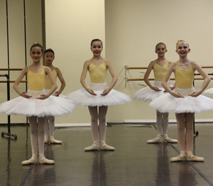 Enrolling your child in ballet classes at age 9