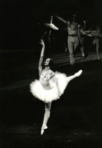 valentina kozlova performing with the bolshoi ballet