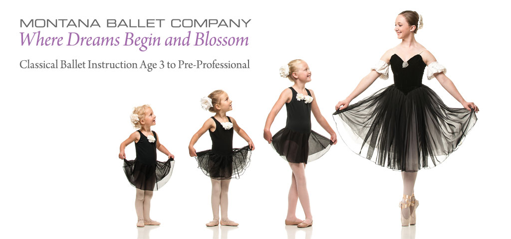 Academy of the Montana Ballet Company