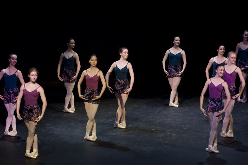 The Brookline Ballet School