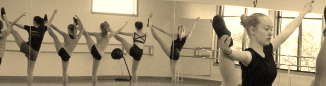 Pas de Deux School of Dance