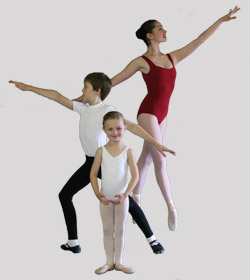 Ballet Repertory Theatre Academy