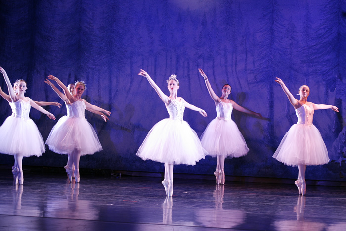 The Manhattan Ballet School