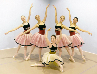 Columbus City Ballet School