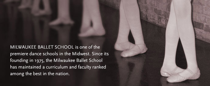 Milwaukee Ballet School