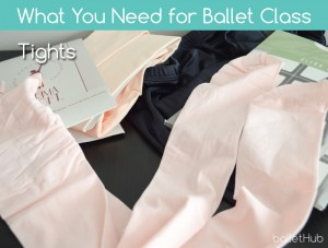 tights for girls boys what you need for ballet class supplies