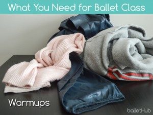 warmups what you need for ballet class