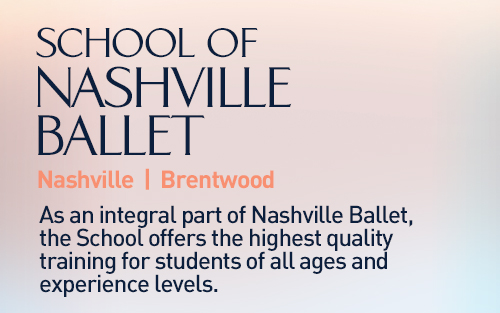 School of Nashville Ballet