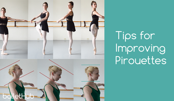 Tips for Improving Pirouettes