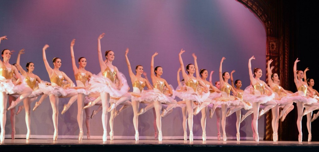 The Vermont Ballet Theater School