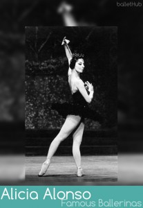 famous ballerinas alicia alonso