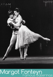 margot fonteyn famous ballerinas in ballet