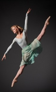 Brooke Nicholson Artistic Director - Ballet 3, 4, and pre-professional ballet