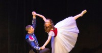 Opus Performing Arts - Pas de deux from Herr Drosselmeyer
