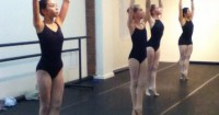 Opus Performing Arts - Opus ballet class