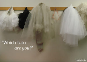 ballet quote which tutu are you?