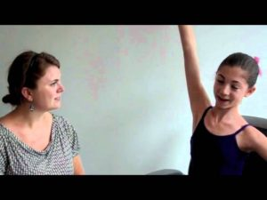 2011 Summer Intensive Program Week 1 – Interview with Allie