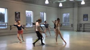 2015 On Pointe: Spring Repertory Preview