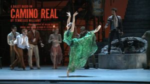 A ballet based on Tennessee Williams' Camino Real (2017 Atlanta Ballet)