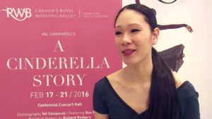 A Cinderella Story with Sophia Lee
