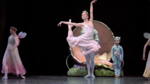A Midsummer Night's Dream – Act I w/ Carla Körbes & Seth Orza