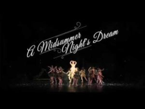 "'A Midsummer Night's Dream"" at State Theatre, October 13, 2016"