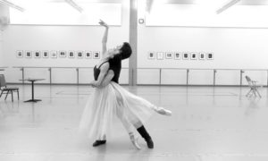 A Month in the Country: In Rehearsal with Greta Hodgkinson and Guillaume Côté