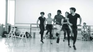 A Tribute to Jerome Robbins – Fancy Free