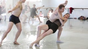 A World Premiere in Water: Edwaard Liang's New Ballet