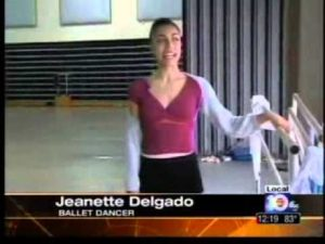 ABC Channel 10 covers our campaign with the Miami HEAT