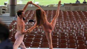 After the Rain in the rain – Vail International Dance Festival 2013