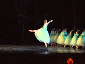 Ai-Gul Gaisina's Staging of Giselle, clip 2