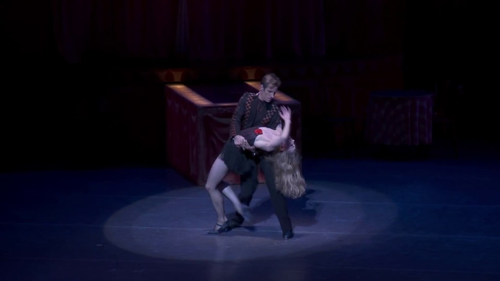 Anatomy of a Dance: Sara Mearns on SLAUGHTER ON TENTH AVENUE ...