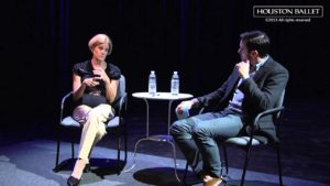 April 16, 2013 – Dance Talk with Merrill Ashley and Connor Walsh