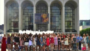 ARB/Princeton Ballet School's Summer Intensive: Student Life