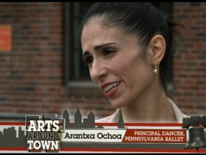Arts Around Town – Arantxa Ochoa