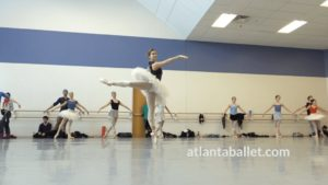 Atlanta Ballet's Nutcracker Quick Clip Waltz of the Flowers 2015
