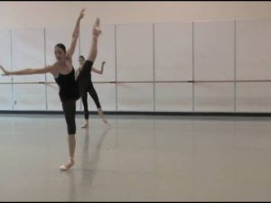 Balanchine's The Four Temperaments-Ariana Lallone