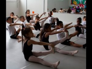 Ballet Austin's Dance in the Classroom Program