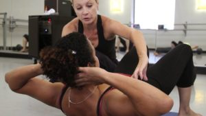 Ballet Austin's Pilates Pink Ribbon Program