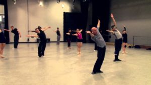 Ballet Austin's The Mozart Project – Video Blog 1 of 3