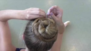 Ballet Bun Tutorial