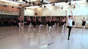 Ballet Class with the Stars – Sonia Rodriguez
